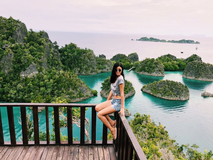 Du lịch giúp mình hạnh phúchơn